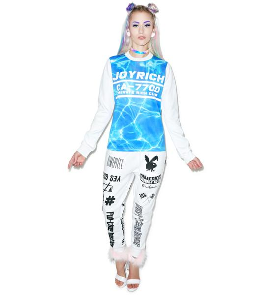 Joyrich Waves Long Sleeve Tee
