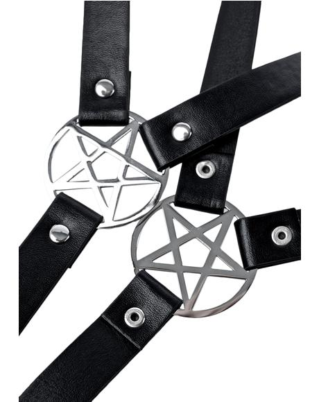 Alexis Pentagram Harness