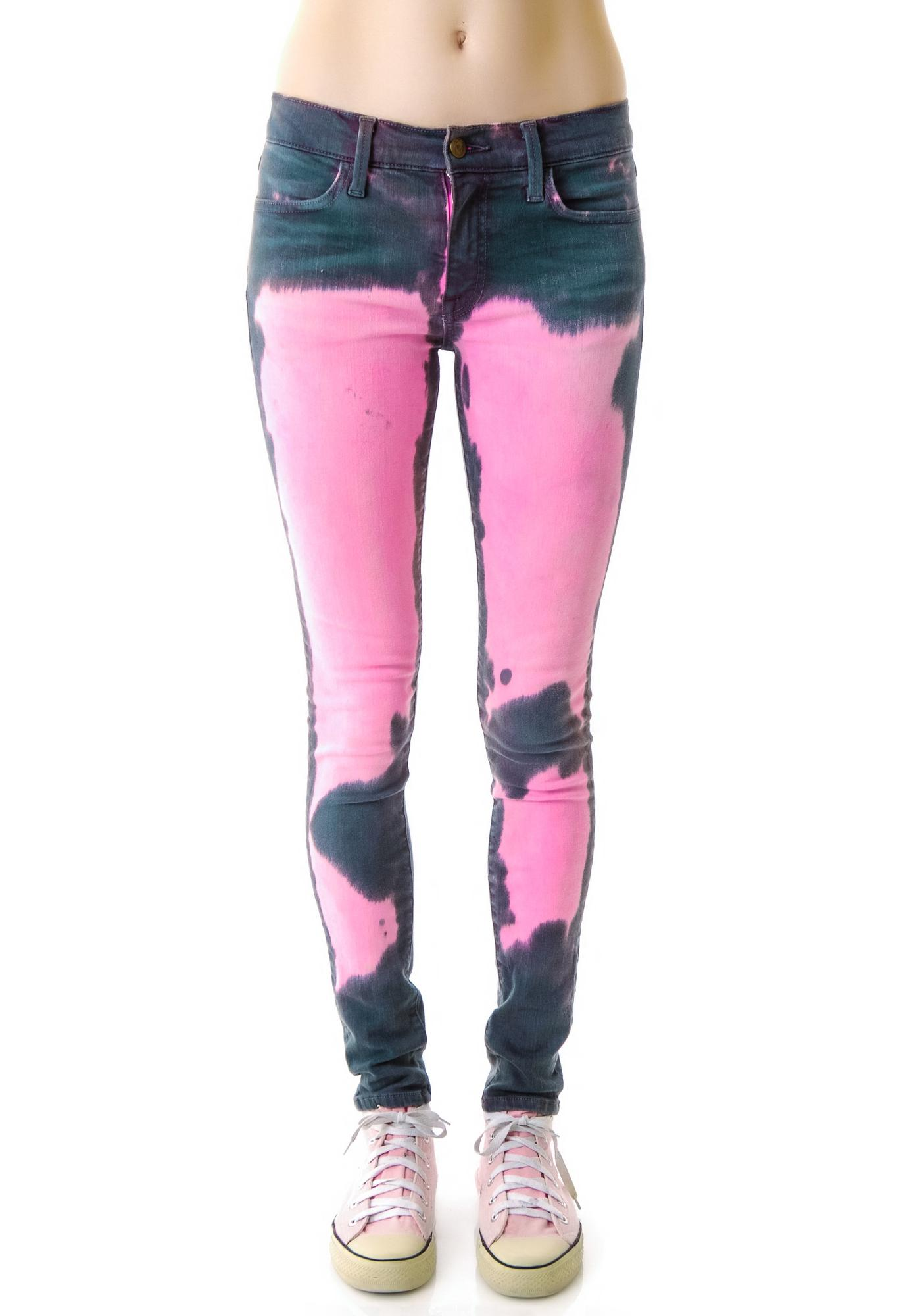 Wildfox Couture Foolish Love Carmen Skinny Jeans