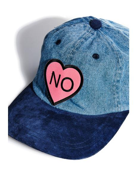 No Heart Patch