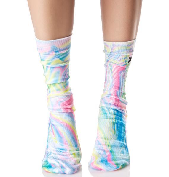 Odd Sox Holographic Socks