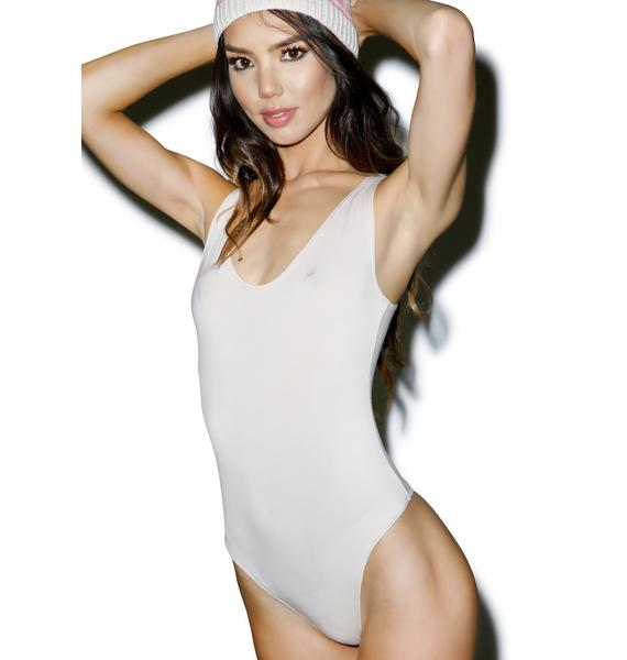 Olympia Theodora If U Wanna Be My Lover Bodysuit