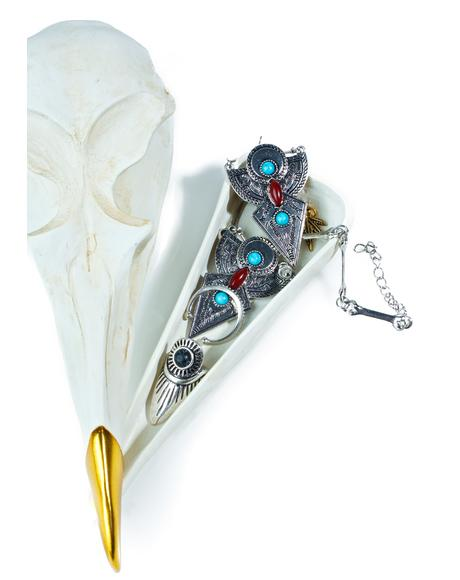 Birds Of Prey Jewelry Tray