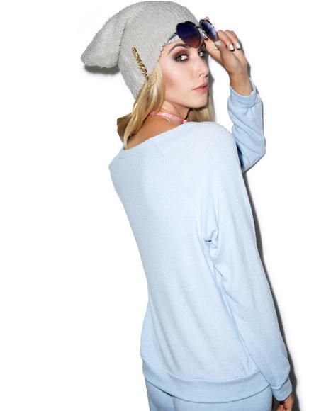 Brenna Cat Pullover
