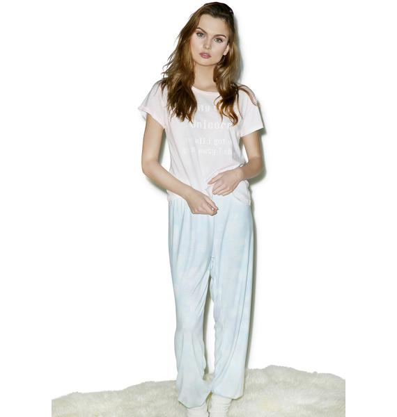 Wildfox Couture Last Unicorn Sleepover Tee