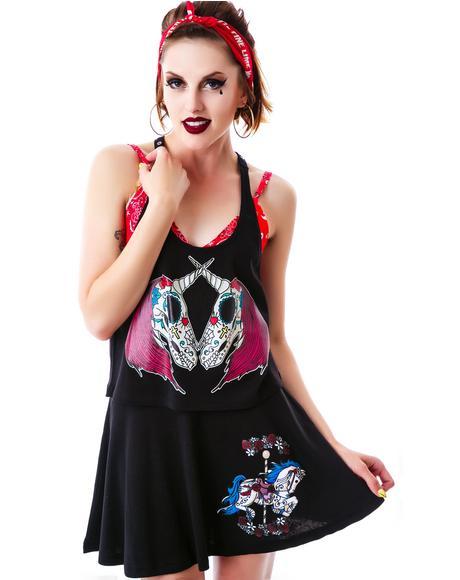 Carousel Skirt