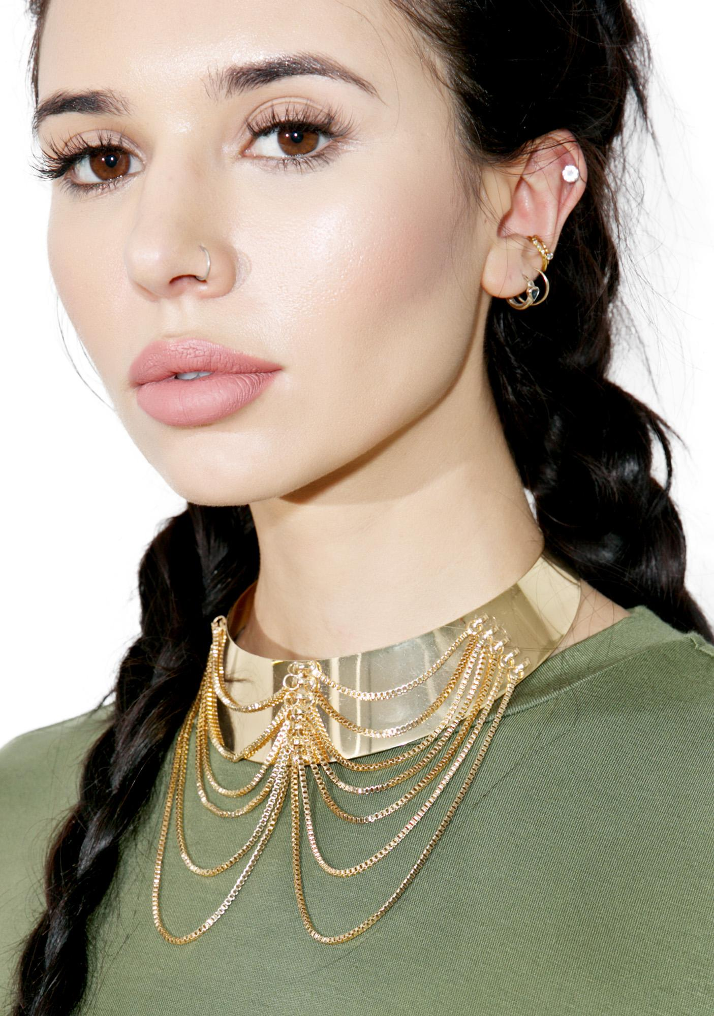 For Glory Collar Necklace