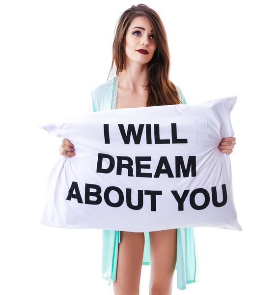 Jac Vanek Dream About You Pillowcase Set