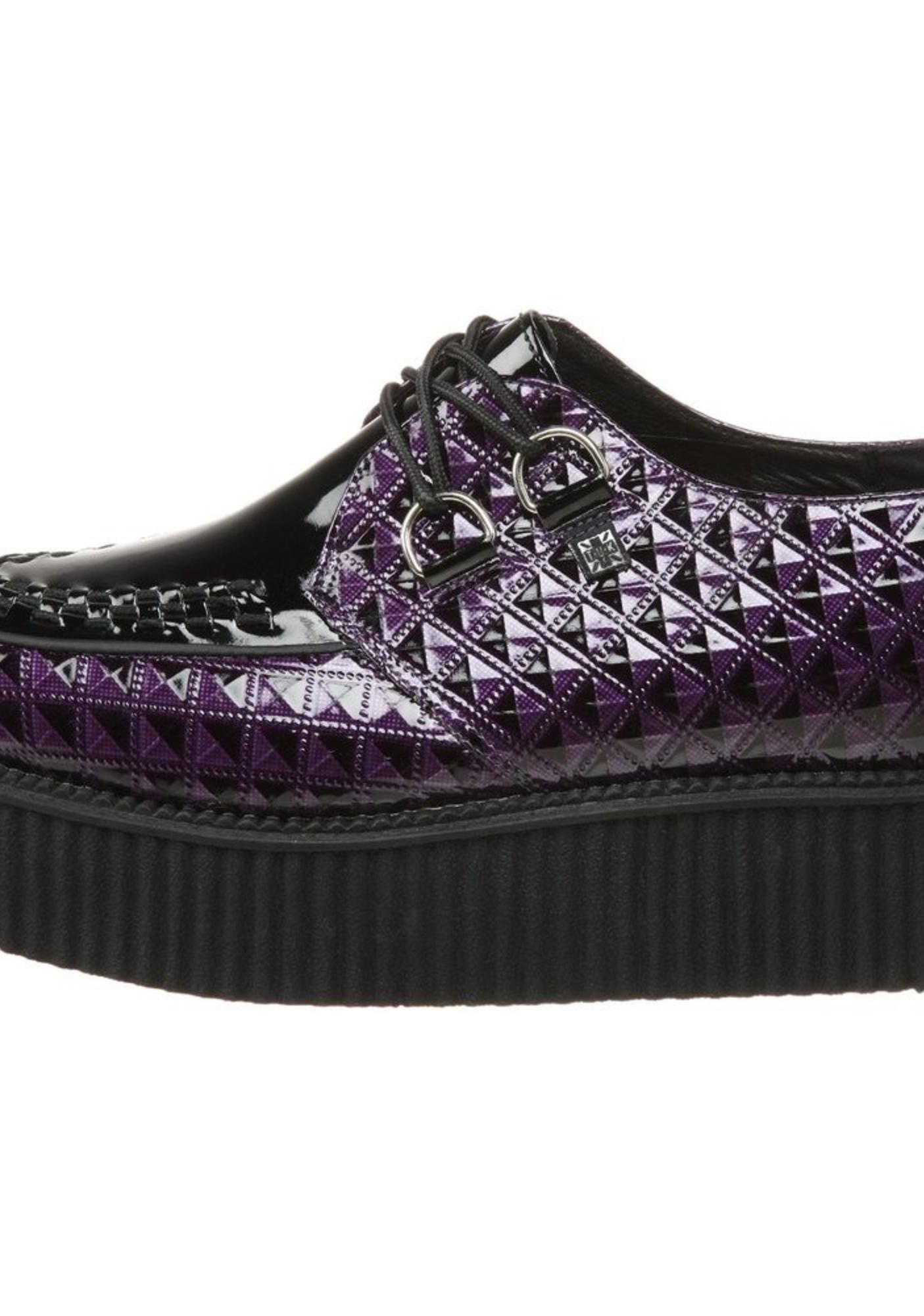 T.U.K. Purple Pyramid Mondo Creeper