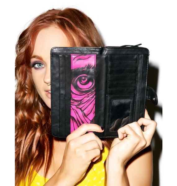 Iron Fist Skin Crawler Wallet