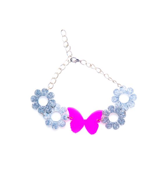 Marina Fini Flower Child Choker