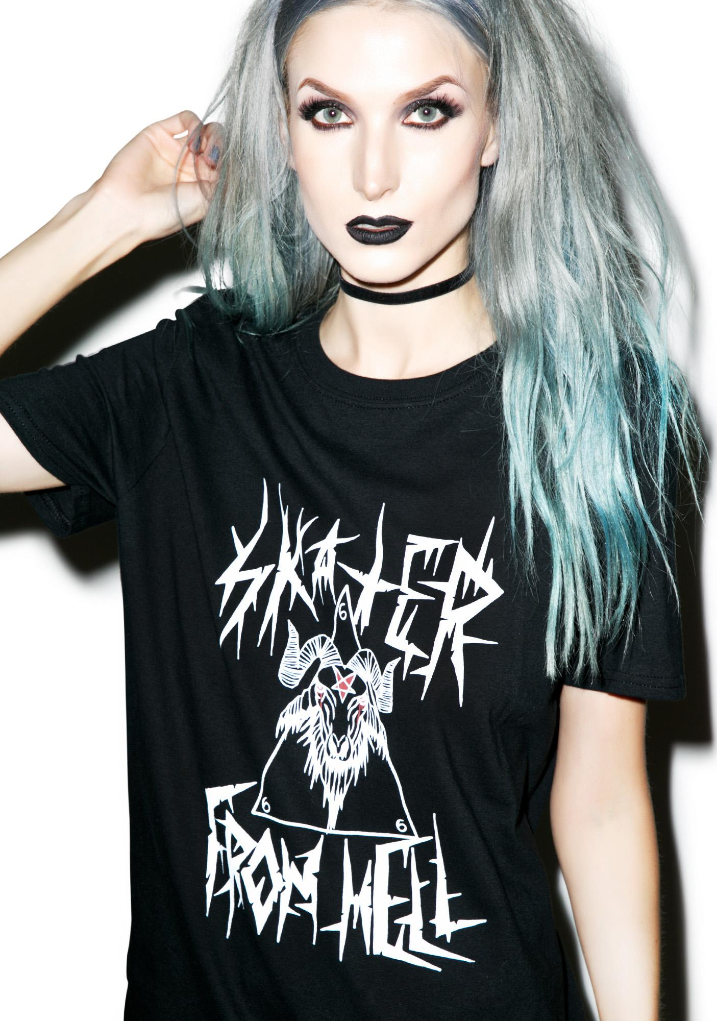 Skater From Hell T-Shirt