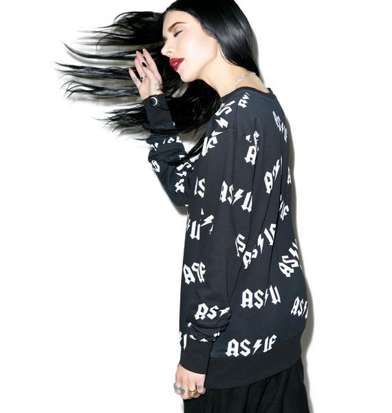 Killstar As If Sweatshirt