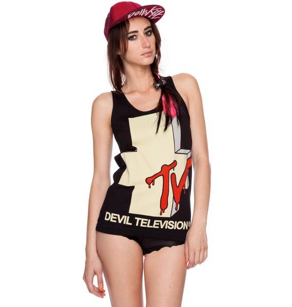 Devil Television Tank