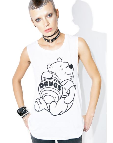 Bear Necessities Muscle Tank