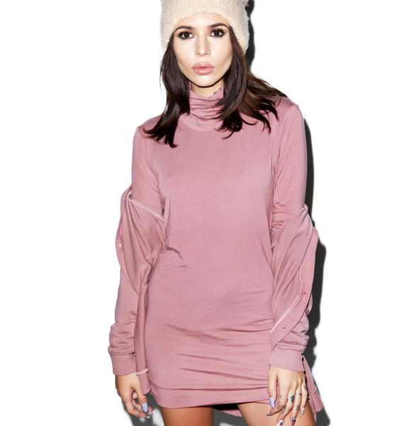 Groceries Apparel Seamless Turtleneck