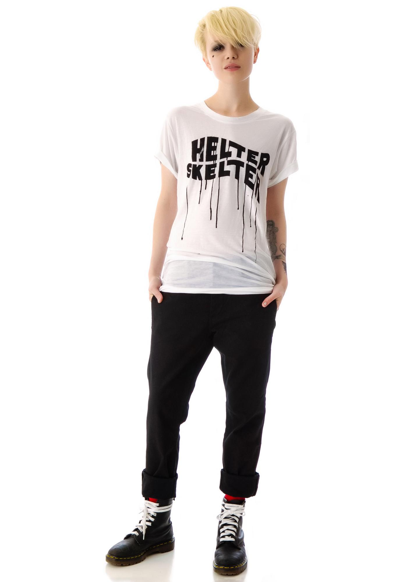 Obesity and Speed Helter Skelter Tee
