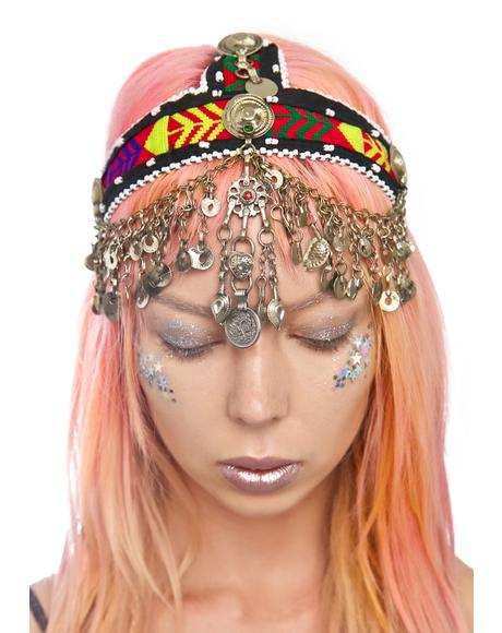 Margo Bohemian Headpiece
