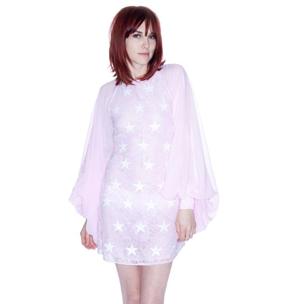 Wildfox Couture Bright Star Rodeo Queen Dress