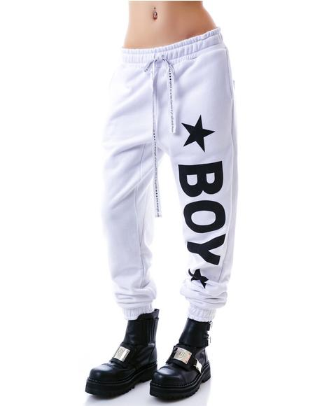 BOY Star Sweatpants