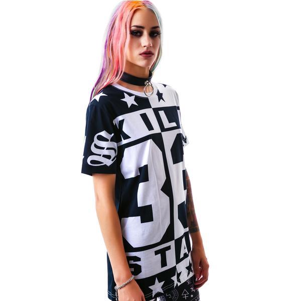 Killstar Thirty Three T Shirt
