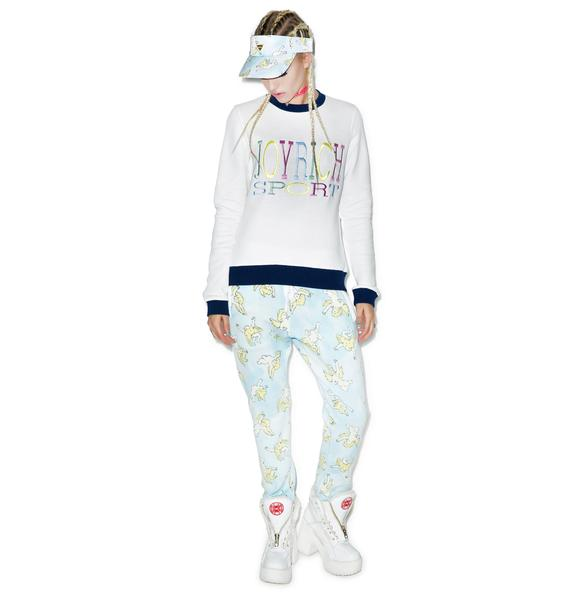 Joyrich Rich Sports Long Sleeve Crew