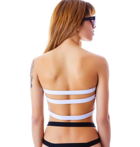 Chromat Bouloux Bikini Top
