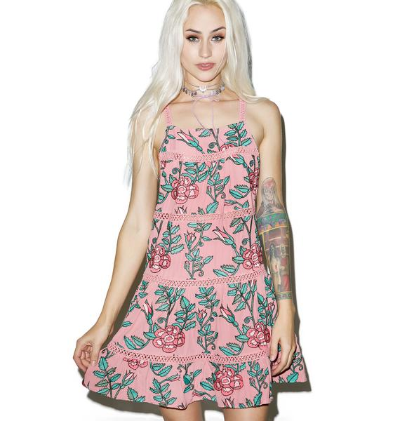 For Love & Lemons Rosali Tank Dress