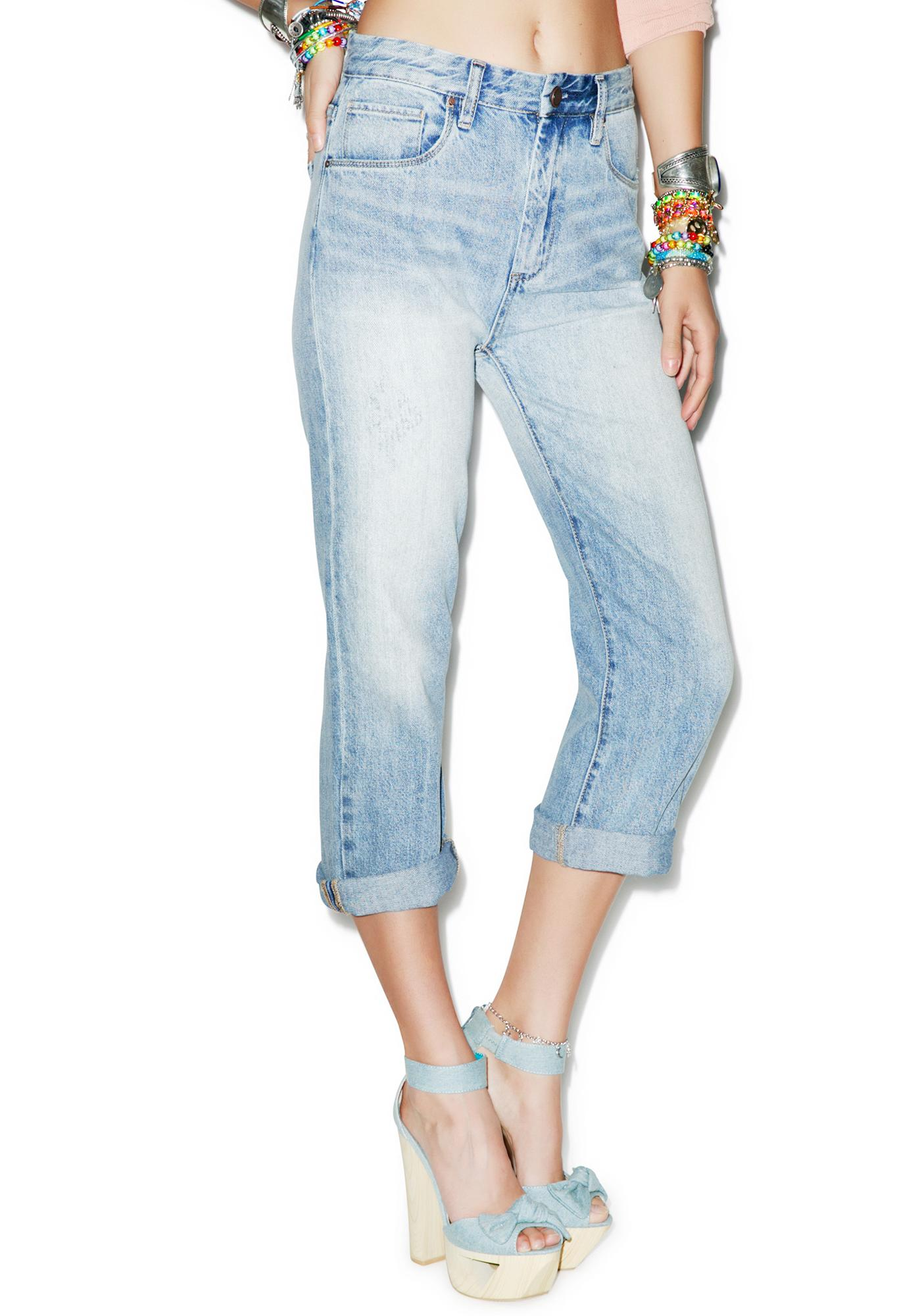 Blank NYC My Sugar Daddy Jeans