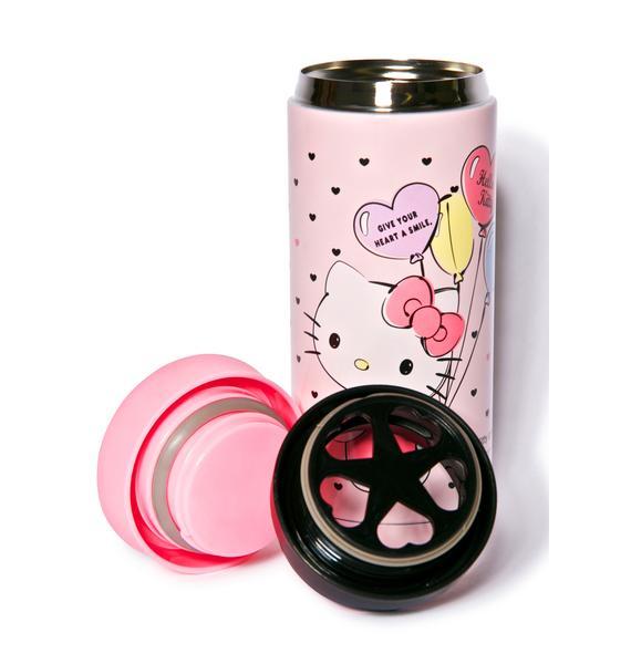 Sanrio Hello Kitty Balloon Reusable Bottle
