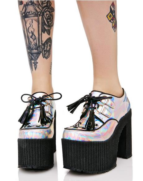 Hologram Creep Queen Platforms