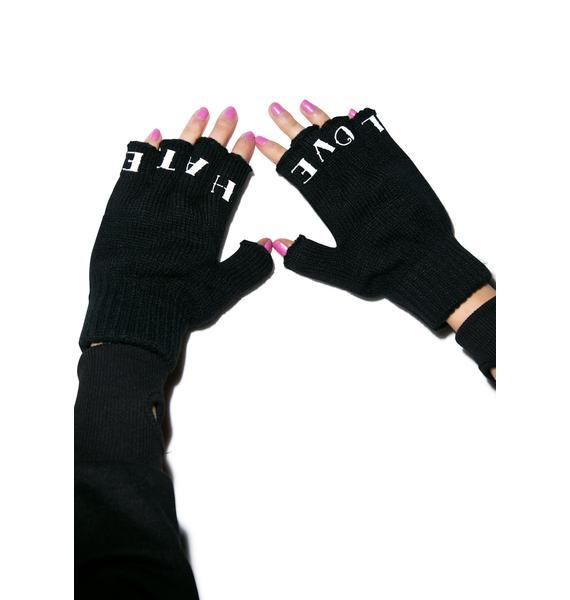 Iron Fist Love Hate Gloves