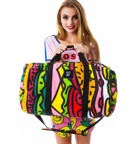 Lazy Oaf Sandwich Hold All Bag