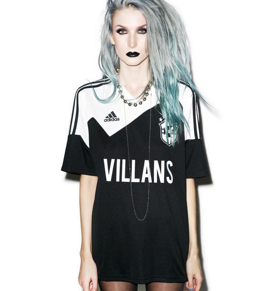 Villans X Adidas Soccer Jersey