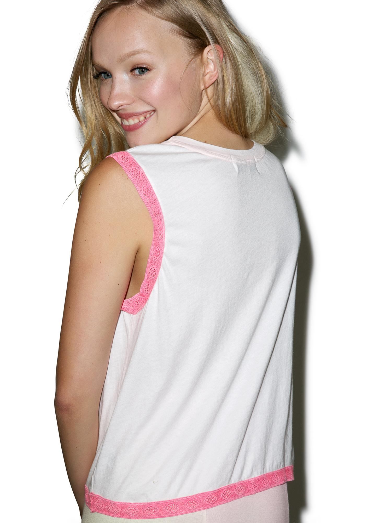 Wildfox Couture BFF Fairy Barback Tank