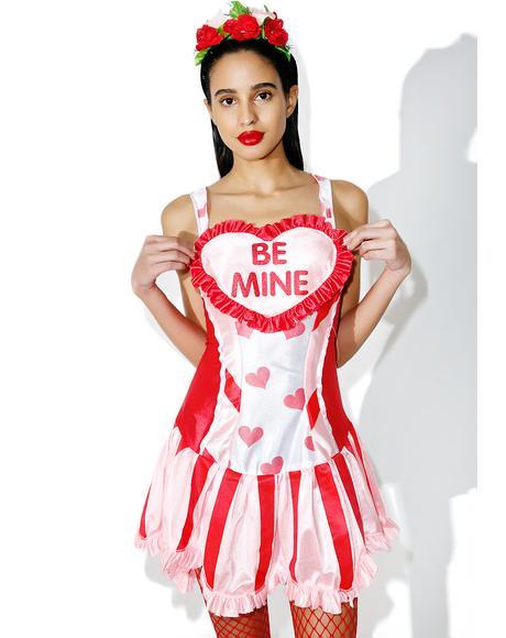 Won't U Be Mine Dress
