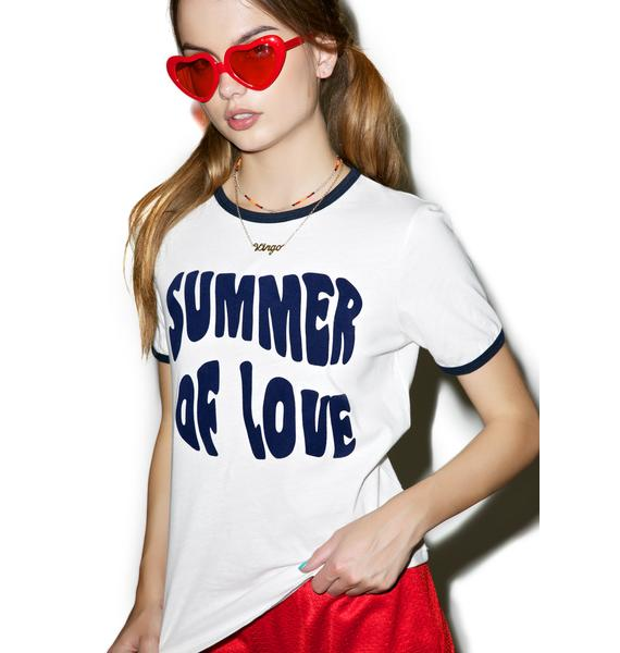 Glamorous Summer Of Love Tee