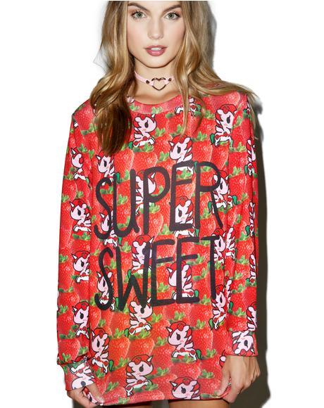 Super Sweet Long Sleeve Tee