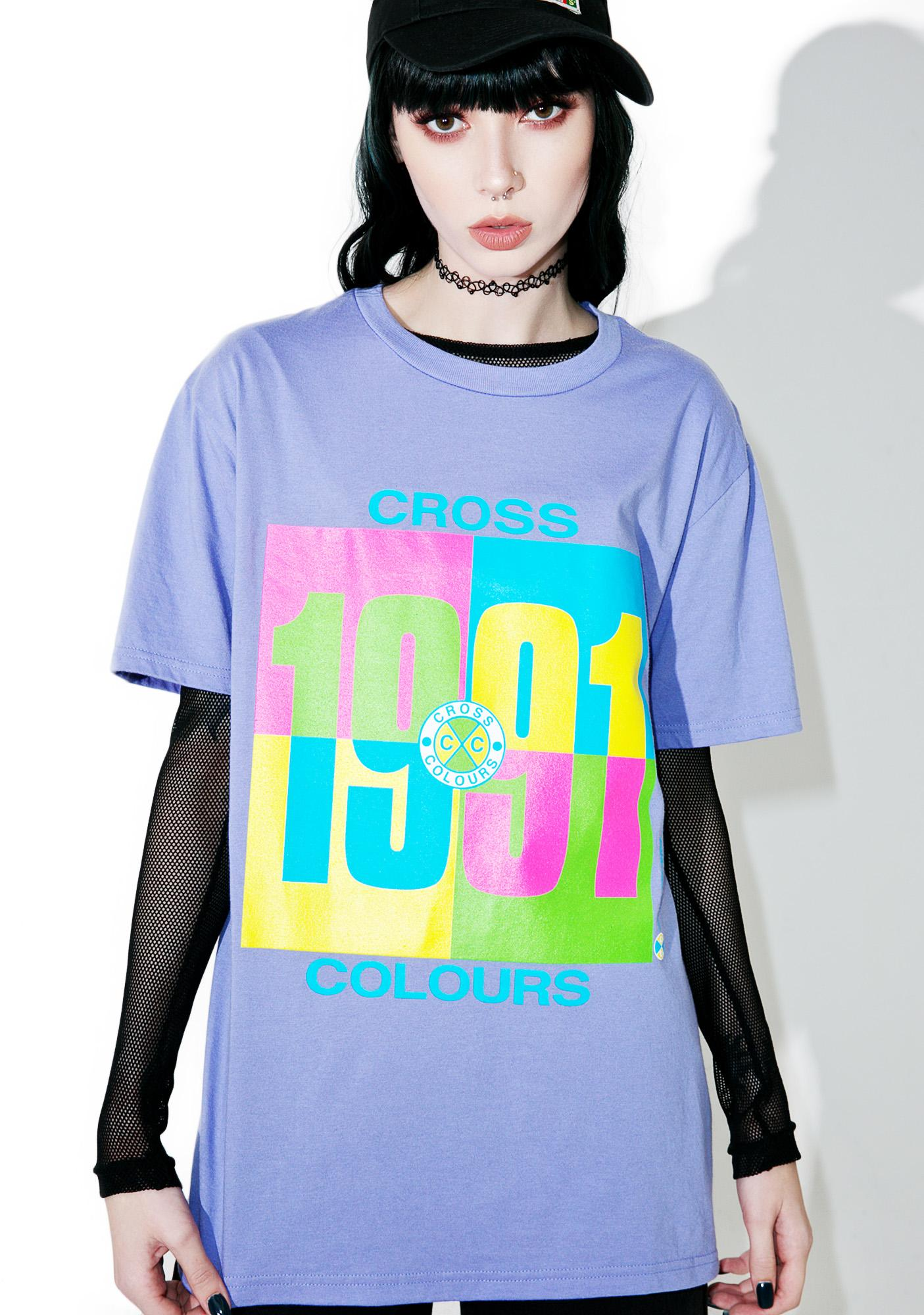 Cross Colours 1991 T-Shirt