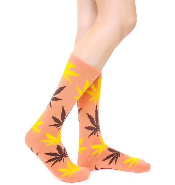 HUF Plantlife Multi Color Sock