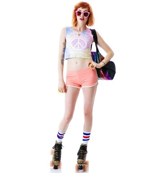 Wildfox Couture Not There Track Shorts