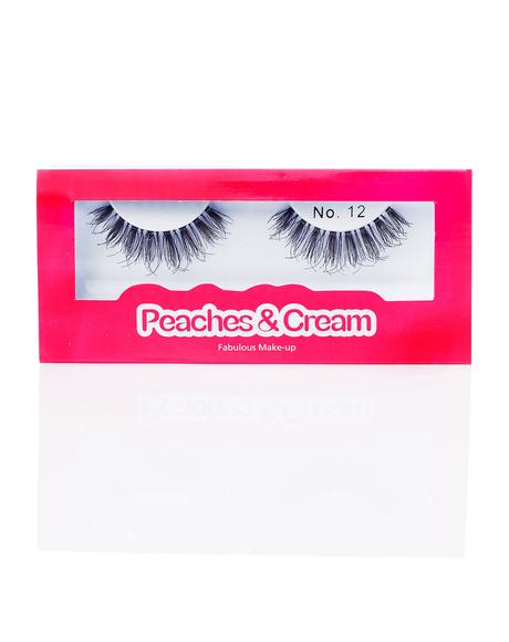No. 12 False Lashes