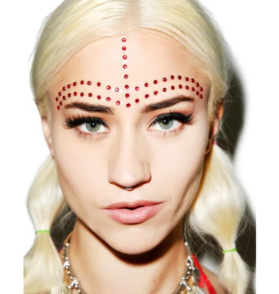 Sahara Face Jewels