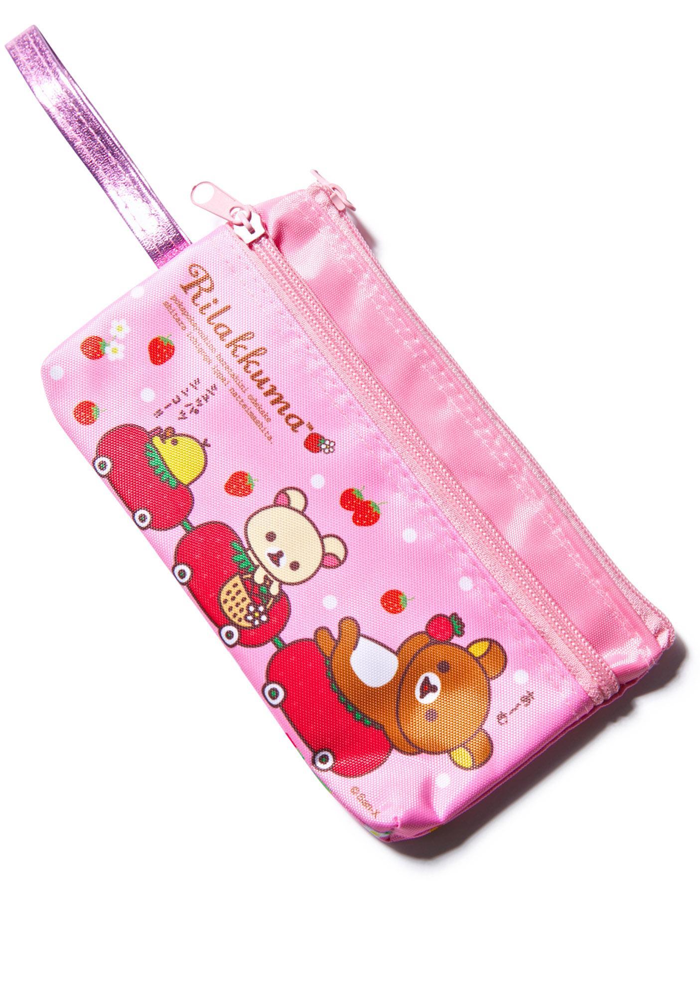 Rilakkuma Mini Pencil Case