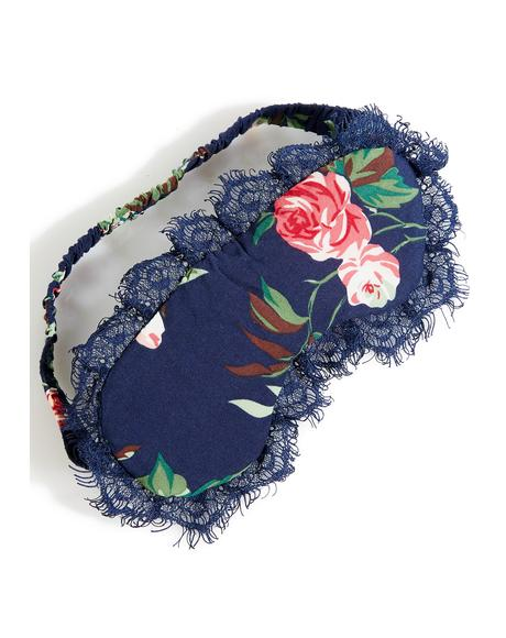 Gypsy Rose Eye Mask