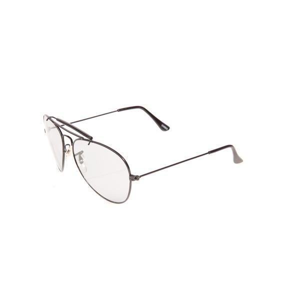 Napoleon Aviator Sunglasses
