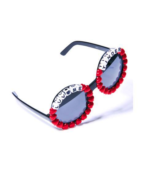 Tru L0V3 Sunglasses