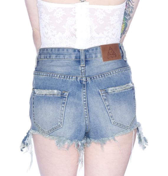 UNIF Guess What Shorts