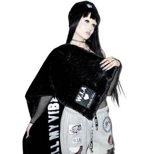 W.I.A X Dolls Kill Vibes Stole