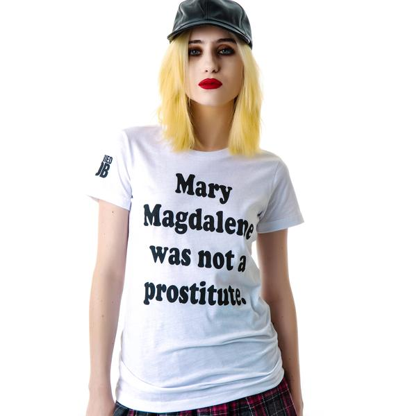 Married to the Mob Mary Tee
